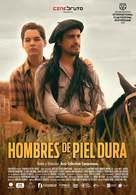 Hombres de piel dura - Argentinian Movie Poster (xs thumbnail)