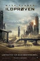 Maze Runner: The Scorch Trials - Norwegian Movie Poster (xs thumbnail)