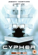 Cypher - British Movie Cover (xs thumbnail)