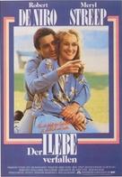 Falling in Love - German Movie Poster (xs thumbnail)