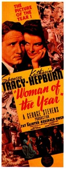 Woman of the Year - Movie Poster (xs thumbnail)
