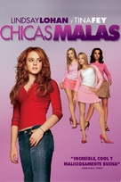 Mean Girls - Spanish DVD cover (xs thumbnail)
