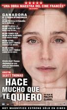 Il y a longtemps que je t'aime - Argentinian Movie Poster (xs thumbnail)