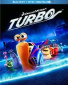Turbo - Blu-Ray cover (xs thumbnail)