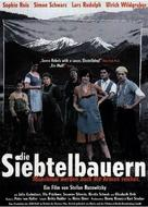 Siebtelbauern, Die - German Movie Poster (xs thumbnail)
