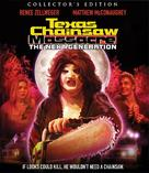 The Return of the Texas Chainsaw Massacre - Blu-Ray movie cover (xs thumbnail)