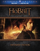 The Hobbit: The Battle of the Five Armies - Blu-Ray movie cover (xs thumbnail)