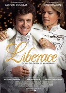 Behind the Candelabra - German Movie Poster (xs thumbnail)
