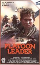Platoon Leader - Finnish Movie Cover (xs thumbnail)