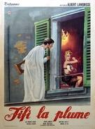 Fifi la plume - Italian Movie Poster (xs thumbnail)