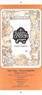 Barry Lyndon - Australian Movie Poster (xs thumbnail)