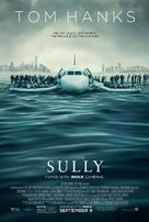 Sully - Movie Poster (xs thumbnail)
