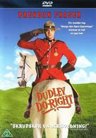 Dudley Do-Right - Danish Movie Cover (xs thumbnail)