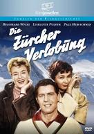 Die Zürcher Verlobung - German DVD movie cover (xs thumbnail)