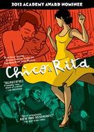 Chico & Rita - DVD cover (xs thumbnail)