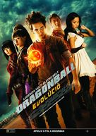 Dragonball Evolution - Hungarian Movie Poster (xs thumbnail)