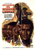 The Legend of Nigger Charley - Spanish Movie Poster (xs thumbnail)