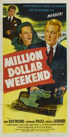 Million Dollar Weekend - Movie Poster (xs thumbnail)