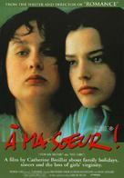 À ma soeur! - French Movie Poster (xs thumbnail)