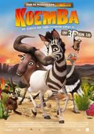 Khumba - Dutch Movie Poster (xs thumbnail)