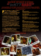 Dirty Habit - Movie Poster (xs thumbnail)