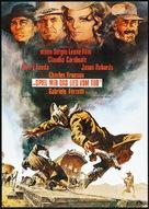 C'era una volta il West - German Movie Poster (xs thumbnail)