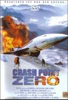 Crash Point Zero - German poster (xs thumbnail)