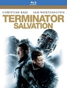 Terminator Salvation - French Movie Cover (xs thumbnail)