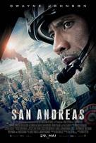 San Andreas - Estonian Movie Poster (xs thumbnail)