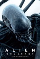 Alien: Covenant - Brazilian Movie Poster (xs thumbnail)
