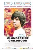 Infancia clandestina - Movie Poster (xs thumbnail)