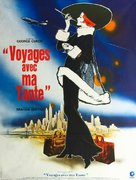 Travels with My Aunt - French Movie Poster (xs thumbnail)