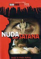 Nuda per Satana - Italian DVD cover (xs thumbnail)