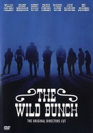 The Wild Bunch - DVD movie cover (xs thumbnail)