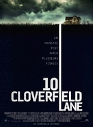 10 Cloverfield Lane - French Movie Poster (xs thumbnail)