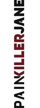 """Painkiller Jane"" - Logo (xs thumbnail)"