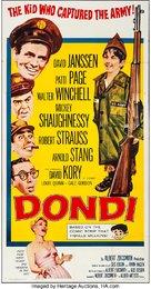 Dondi - Movie Poster (xs thumbnail)