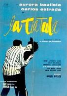 La tía Tula - Spanish Movie Poster (xs thumbnail)