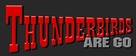 Thunderbirds Are GO - Logo (xs thumbnail)