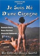 Je suis né d'une cigogne - French DVD cover (xs thumbnail)
