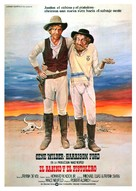 The Frisco Kid - Spanish Movie Poster (xs thumbnail)