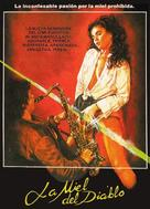 Il miele del diavolo - Spanish Movie Poster (xs thumbnail)