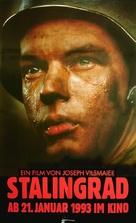 Stalingrad - German Movie Poster (xs thumbnail)