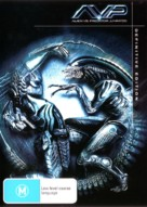 AVP: Alien Vs. Predator - Australian DVD movie cover (xs thumbnail)