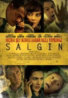 Contagion - Turkish Movie Poster (xs thumbnail)