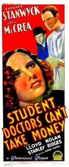 Internes Can't Take Money - Australian Movie Poster (xs thumbnail)