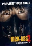 Kick-Ass 2 - British Movie Poster (xs thumbnail)