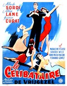 Scapolo, Lo - Belgian Movie Poster (xs thumbnail)