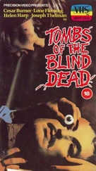 La noche del terror ciego - British Movie Cover (xs thumbnail)