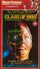 Class of 1999 - British poster (xs thumbnail)